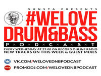 DJ Toper & DJ 007 Presents #WeLoveDrum&Bass Podcast #171