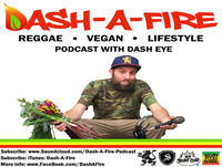 EP #83 W/ RYAN I OF BLESSED COAST SOUND HOSTED BY DASH EYE-REGGAE & VEGAN LIFESTYLE