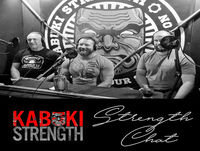Strength Chat #25: Guido Van Ryssegem