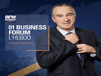BFM : 16/12 - 01 Business Forum, l'hebdo