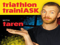 Road bike or tri bike on the trainer? – Trainiask014 - Triathlon Trainiask Podcast