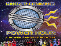 "Ranger Command Power Hour #113: ""Ranger Merch Review – Boom Studios Power Rangers Comics Part 3 – Shattered Gri..."