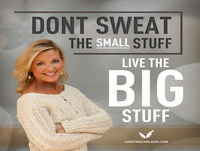 Celebrating 20 years of Don't Sweat the Small Stuff: With Executive Life Coach, Debbie Phillips