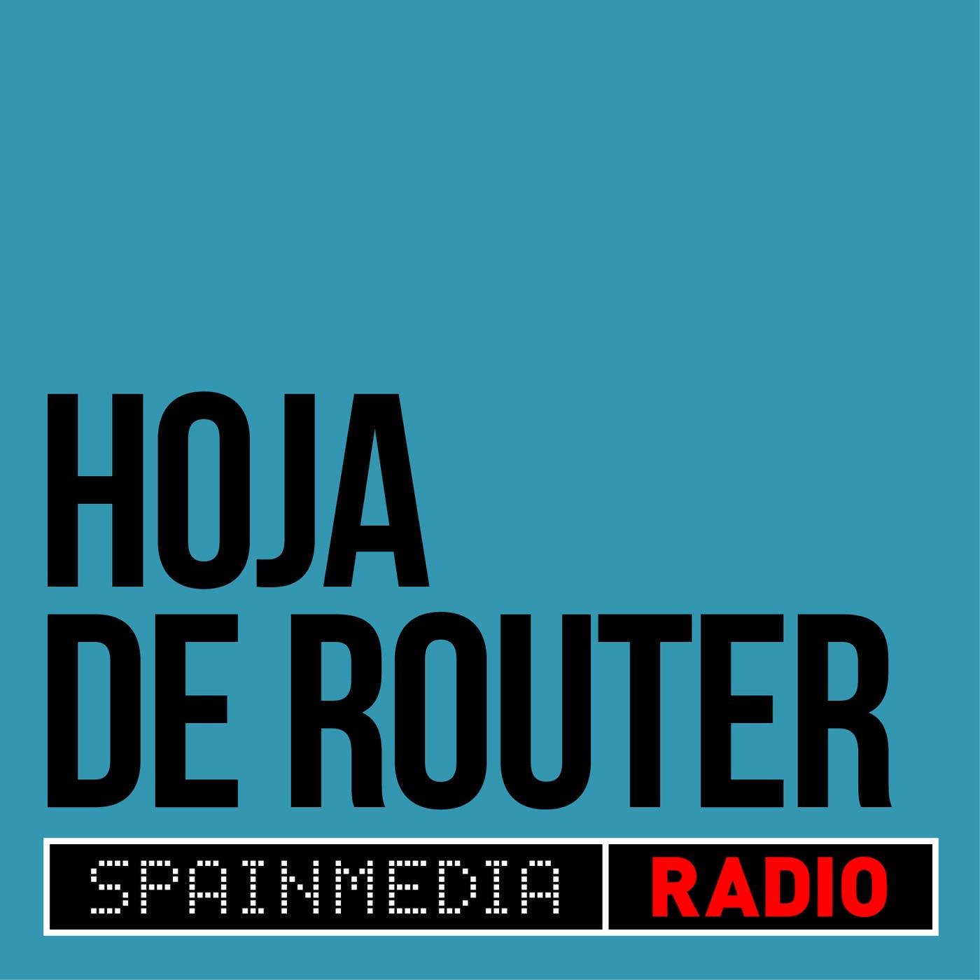 Logo de HOJA DE ROUTER