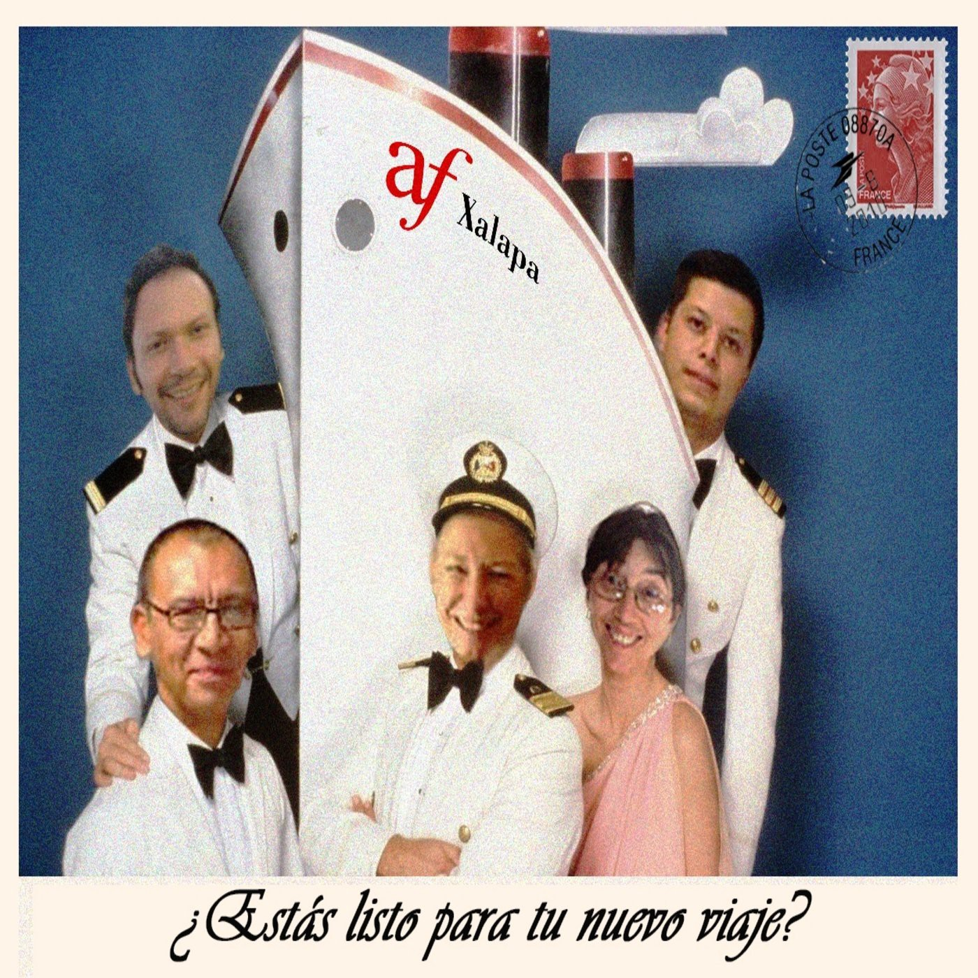 <![CDATA[Podcast de Fmc Alianza Francesa Xalapa]]>