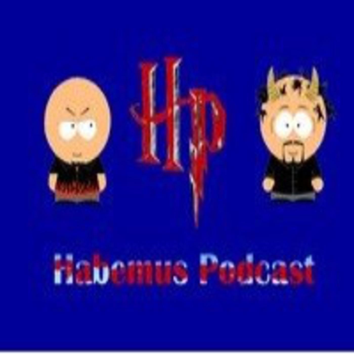 <![CDATA[Habemus Podcast!!]]>