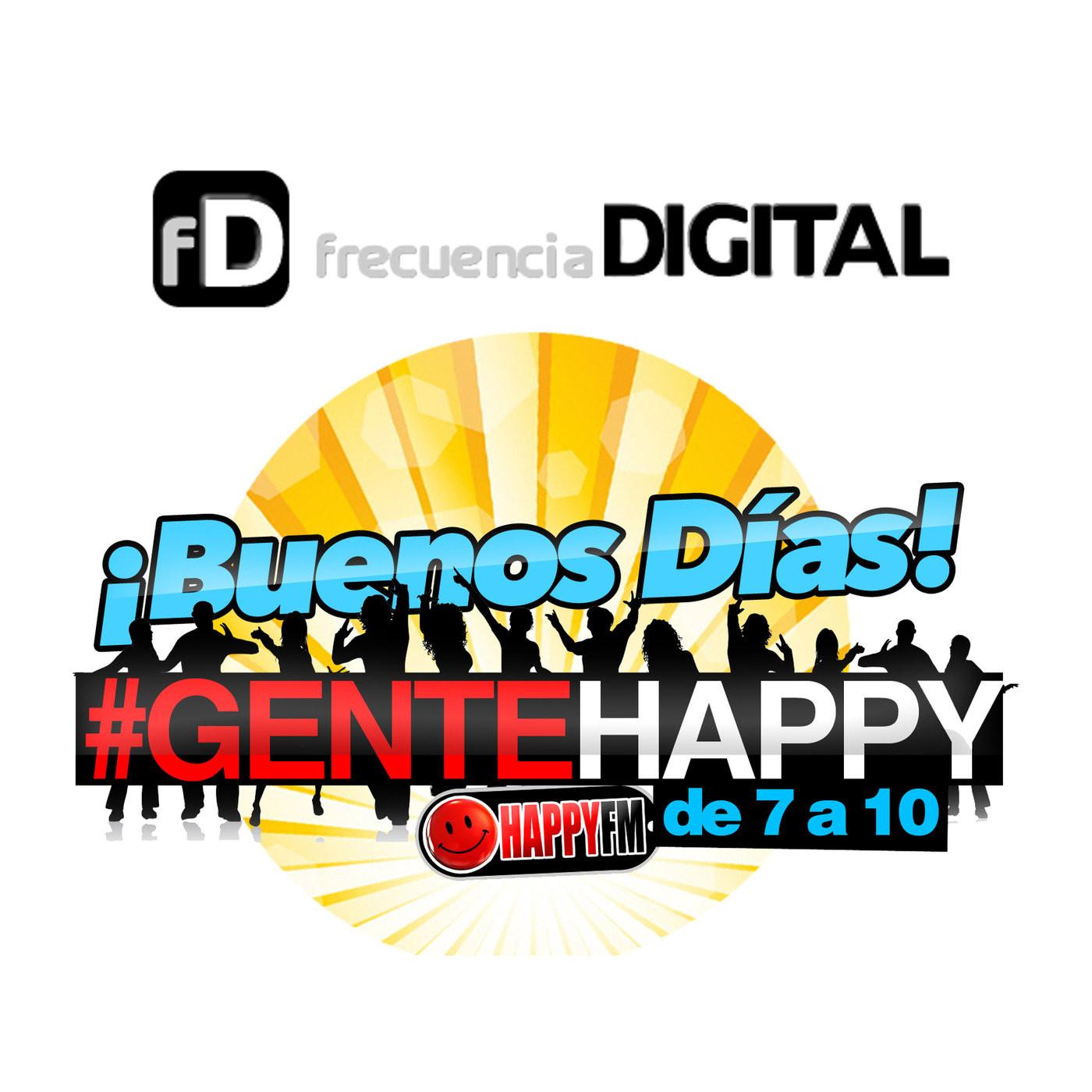<![CDATA[Frecuencia Digital en 'Buenos días Gente Happy']]>