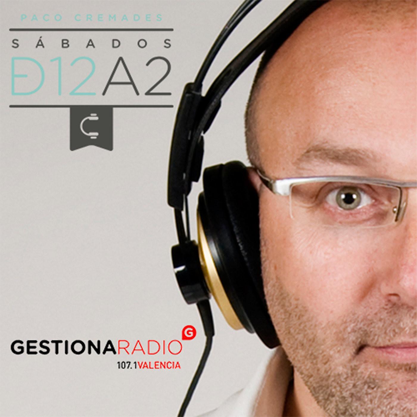 <![CDATA[#De12a2 con Paco Cremades]]>