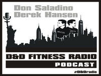 D&D Fitness Radio Podcast - Episode 008 - Jeremy Jauncey: Beautiful Destinations for Mind, Body and Soul
