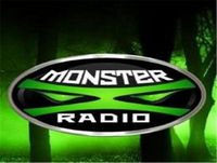 Monster X Radio with Bigfoot Movie Maker Collier Wilmes