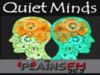 Quiet Minds-24-06-2017 Carl's Personal Story Part 2