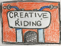 "Creative Riding Episode 87 ""Hot August Rides"""