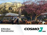 COSMO Elliniko Randevou Ganze Sendung (13.08.2017)
