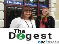 The Digest - 16-10-2017 - Disability Information Service - Emma Brockie