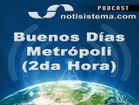 Buenos Días Metrópoli 2da Hora - 23 de Agosto de 2017