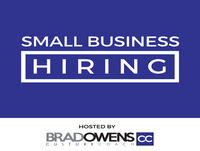 How to Hire in Record Time - Small Business Hiring Live Q&A with Brad Owens