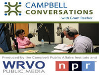 Onondaga County Executive Joanie Mahoney talks shared services on the Campbell Conversations