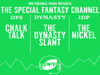 Dynasty Slant: Dynasty Fantasy Football Talk - Week 15