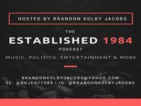 Established 1984 Podcast- Episode 25 (DJ D-Money)