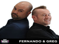 Fernando And Greg's Daily Podcast | 03-30-2017 | 6am - 7am