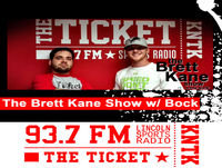 The Brett Kane Show w/ Bock: March 19th, 5pm