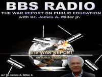 The War Report on Public Education, January 21, 2018