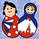 Un pájaro ruso que es todo un símbolo de las fiestas invernales
