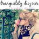 Tranquility du Jour #403: Creative Living