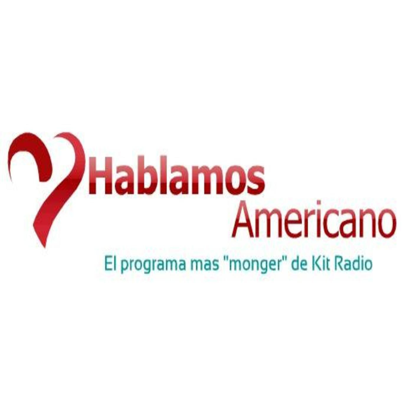<![CDATA[Podcast ¿Hablamos Americano?]]>