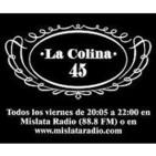 La Colina 45 nº 166 (No-Frosth + III Jornadas de Cómic de Valencia + La Partida)