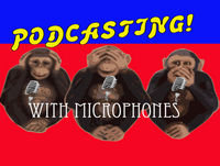 I Have to Podcast: Pardcasting With Microphones: a new hope