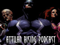 """Episode 31 – """"Something Inhuman this way Comes"""" Episode 5 Inhumans TV Show Review and Discussion"""
