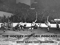 A Brief History of the Hockey Stick-The Hockey History Podcast