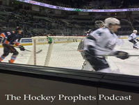 The Hockey Prophets Podcast: Episode 10: WHL Road Trip Pt 2
