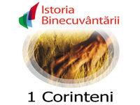 1Corinteni - Lectia 10