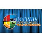 La Kalle 96.3 Villa Altagracia