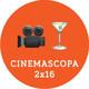 Cinemascopa 2x16 - Especial comedia: Zombies Party, Lo que hacemos en las sombras y Borat
