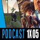 PODCAST 1x05 Palmera, Beyond Good and Evil 2, GTA V, Spider-Man, RiME