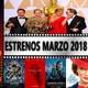 El podcast de C&R - 3x19 - ESTRENOS MARZO '18: Premios Oscar (III), Premios César, Black Panther, Gorrión rojo y Netflix