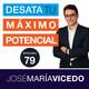 Crea tu visión y alcanza tus sueños -Podcast DTMP-Episodio 79-José María Vicedo