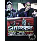 Audio de la rueda de prensa de SINKOPE presentando