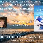 Entrevista presentaciÓn libro la tierra una oportunidadƒpara quÉ? para salir de ella de lia vanesa cruz universo sem