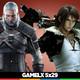 GAMELX 5x29 - Los Mejores RPG (2º Parte: Debate JRPG vs WRPG)