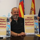 Presentación Mercat Gastronòmic i Tradicional Finestrat- Vicente Atienza (organización)