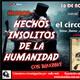 Hechos Insolitos de la Humanidad. 16 de noviembre