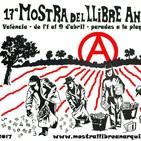 17ª Mostra del Llibre Anarquista de València (Cuña)