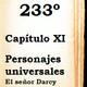 Capítulo XI - Personajes universales (Mr Darcy)