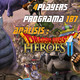 4Players 187 Analizamos dragon quest heroes 2