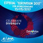 Especial Eurovision 2017 con @CMochonsuny - 13/05/2017