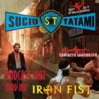 Sucio Tatami 1x7 Especial Marvel 'Iron Fist', cine de verano 'Contacto Sangriento' (1988) Van Damme vs Bolo Yeung by Can